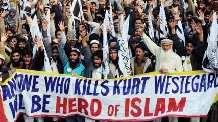 Töte Kurt Westergaard und werde Held des Islam
